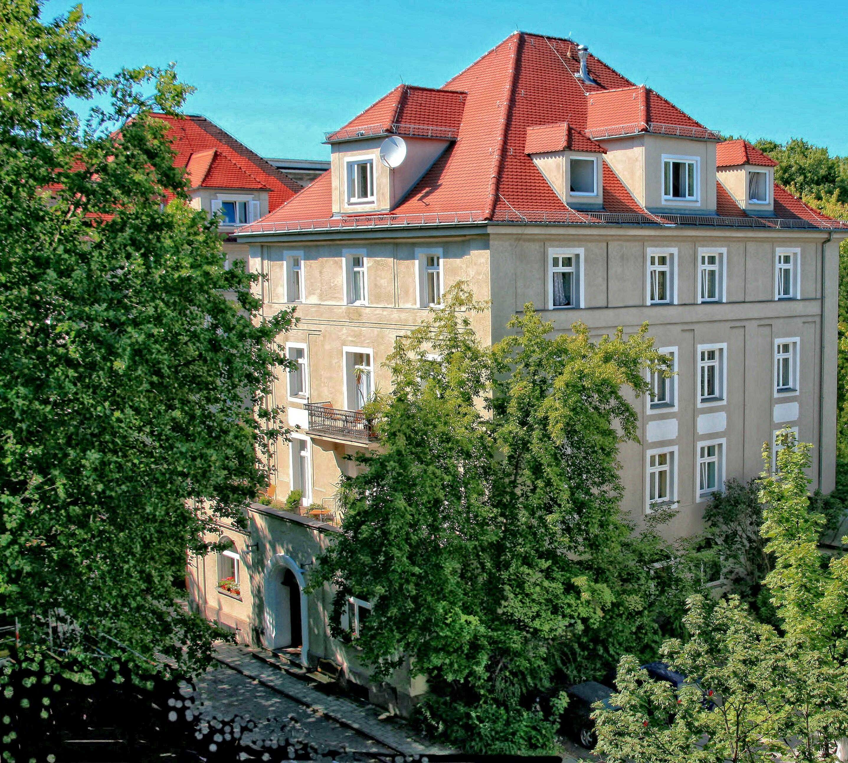 Hotel Marienbad Kopie