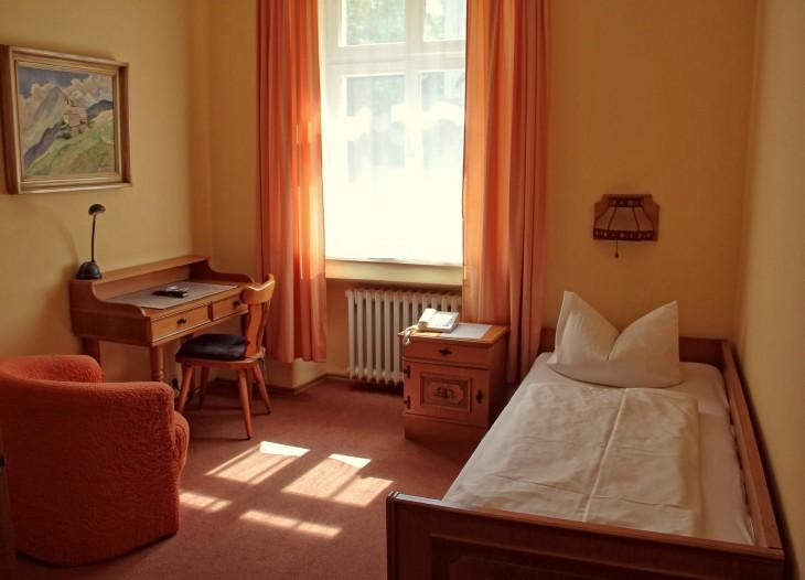 Einzelzimmer Marienbad München