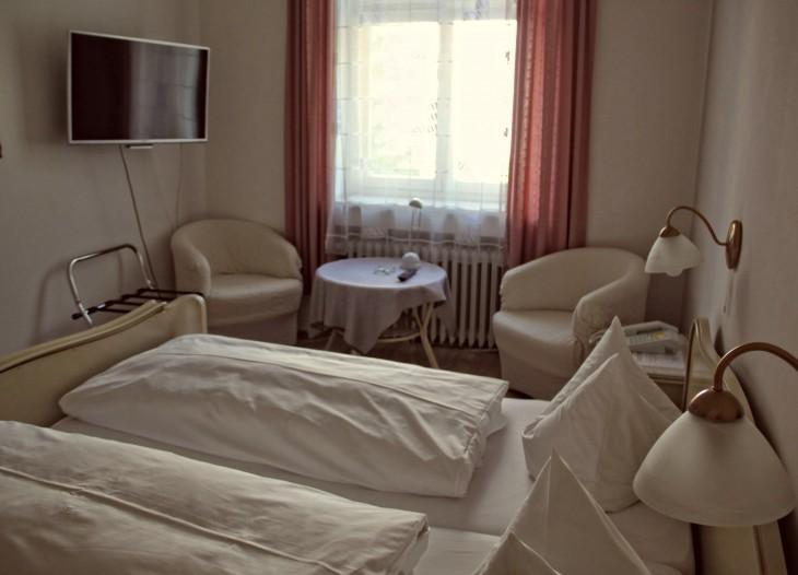 Doppelzimmer Hotel Marienbad München